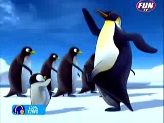 muzica distractiva - Pinguinul (Dansul Pinguinilor)